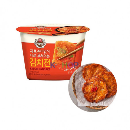 CJ HETBAN CJ BEKSUL CJ BEKSUL Cookit Kimchi Pfannkuchen Mix 210g 1