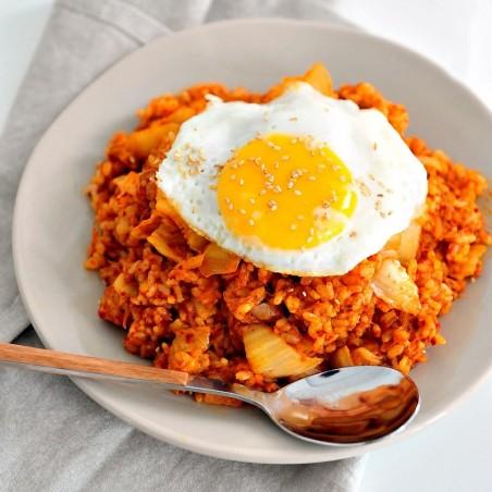 CJ HETBAN  (TK)Allgroo Kimchi Gebratener Reis (210g x 2)(MHD : 12/07/2021) 1