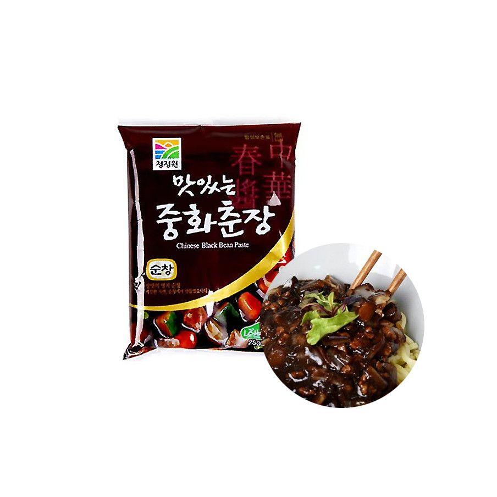 CHUNGJUNGONE CHUNGJUNGONE Black Bean Paste Jajang 250g 1