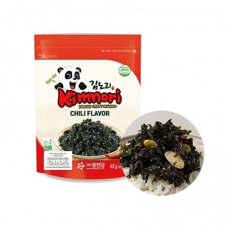 KWANGCHEON KWANGCHEON crispy Seaweed spicy 40g 1
