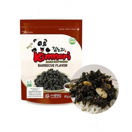 KWANGCHEON KWANGCHEON crispy Seaweed BBQ flavor 40g 1