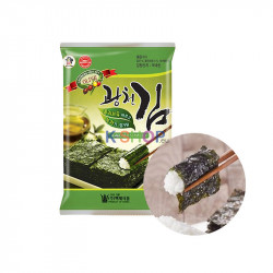 KWANGCHEON KWANGCHEON gewürzte Nori mit Olivenöl & grünem Tee 25g 1