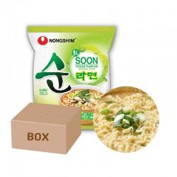NONG SHIM NONG SHIM NONGSHIM Instant Nudeln Soon Veggie 112gx20 (BOX) 1