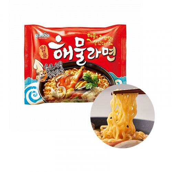 PALDO  PALDO Instant Noodle Ilpum Seafood 120g(BBD:17/10/2021) 1