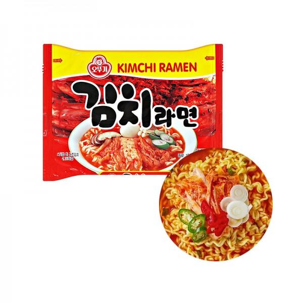 OTTOGI OTTOGI OTTOGI Instant Nudeln Kimchi Ramen 120g 1