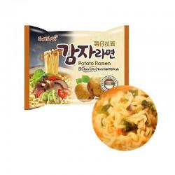 SAMYANG  SAMYANG Instant Nudeln Kartoffelnudeln 140g 1