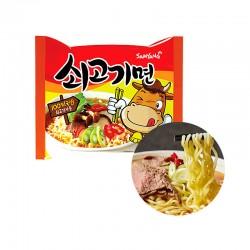 SAMYANG  SAMYANG Instant Noodle Beef 120g 1
