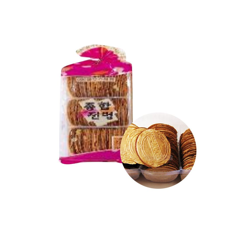 MAMMOS MAMMOS MAMMOS Reis-Cracker set 330g 1