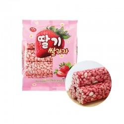 MAMMOS MAMMOS 맘모스 딸기 쌀과자 70g 1