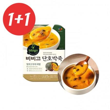 Dongwon CJ BIBIGO 1+1CJ BIBIGO Kürbisbrei 280g (MHD : 27/06/2021) 1
