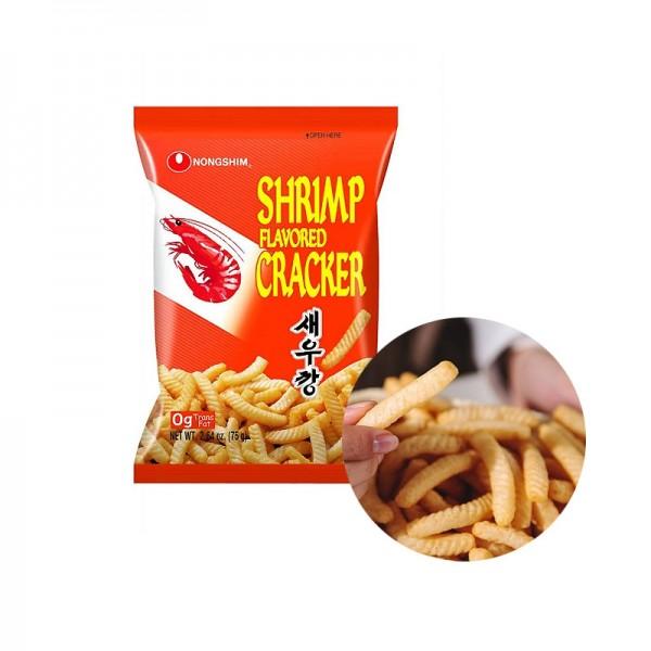 NONG SHIM NONG SHIM NS Shrimp Cracker 75g 1