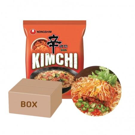 NONG SHIM NONG SHIM NONGSHIM Instant Noodle Kimchi 120gx20 (BOX) 1