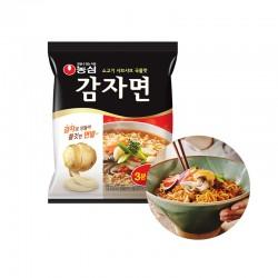 NONG SHIM NONG SHIM NONGSHIM Instant Noodle Potato Noodle 100g 1