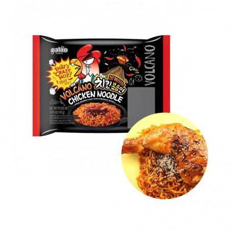 PALDO  PALDO Instant Noodle Volcano Chicken 140g (BBD:19/12/2021) 1