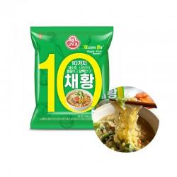 OTTOGI OTTOGI OTTOGI Instant Noodle Vegetarian 110g(BBD: 13/01/2022) 1