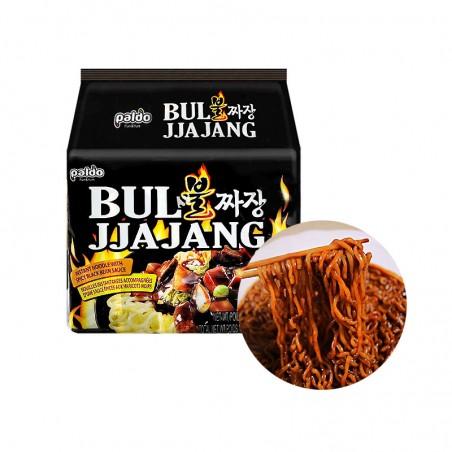PALDO Ramen Buljjajang multi-pack (203g x4 pcs)(MHD:06/02/2022) 1