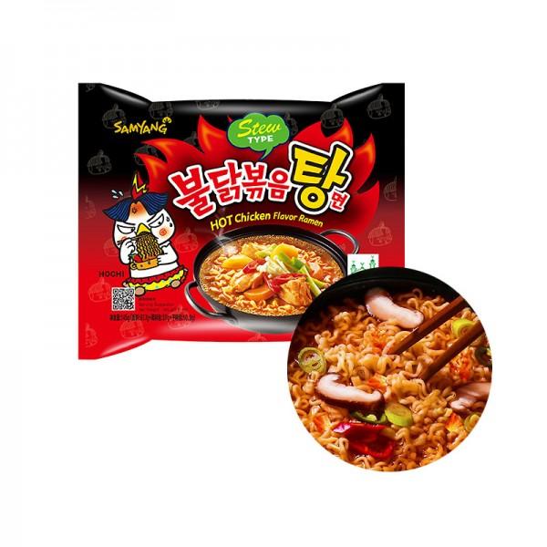 SAMYANG  SAMYANG Instant Noodle Hot Chicken Stew 145g 1