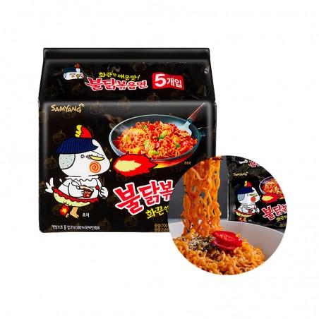 SAMYANG  SAMYANG Ramen Hot Chicken Original (140g x 5) 1