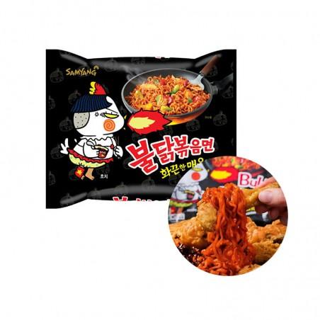 SAMYANG  SAMYANG Instant Nudeln Hot Chicken 140g 1