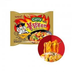 SAMYANG  SAMYANG Instant Nudeln Hot Chicken Curry 140g 1