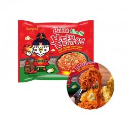 SAMYANG  SAMYANG Ramen Hot Chicken Kimchi 135g 1