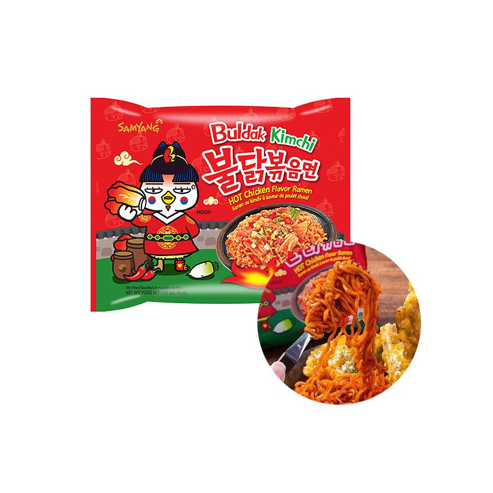 SAMYANG  삼양 김치 불닭볶음면 135g 1