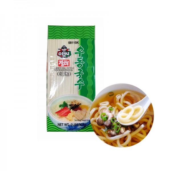 ASSI ASSI ASSI Wheat Noodle Udon-Guksu 907g 1