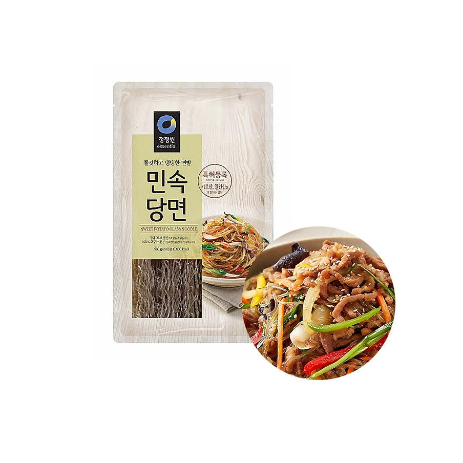 CHUNGJUNGONE CHUNGJUNGONE Glass Noodle 500g 1