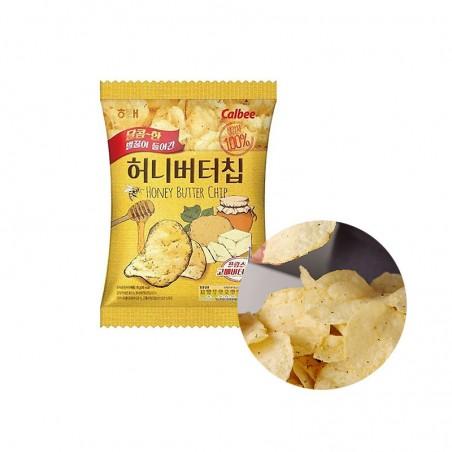 HAETAE HAITAI HAITAI Honey butter chip 60g(BBD : 25/08/2021) 1