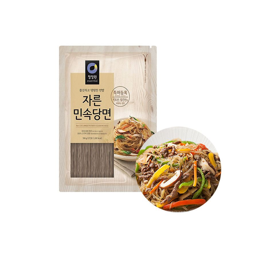 CHUNGJUNGONE CHUNGJUNGONE Glass Noodle 300g 1