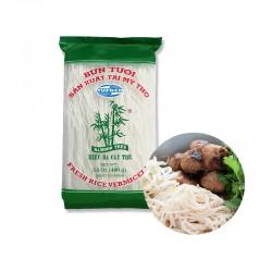 GIA BAO  BAMBOO TREE Rice Noodles Bun Tuoi (green) 400g 1