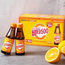 HAETAE HAITAI KWANGDONG Vitamin C Beverage VITA 500 (100ml x 10) 1