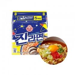 OTTOGI OTTOGI (Domestic)OTTOGI Ramen Jin, mild Multipack (120g x 5)(MHD: 24/07/2021) 1