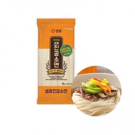SEMPIO SEMPIO SEMPIO Wheat Noodle Somen Premium 500g 1
