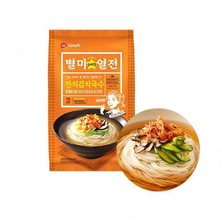 SEMPIO SEMPIO SEMPIO Kimchi Nudel Suppe 342g (171g x 2) 1