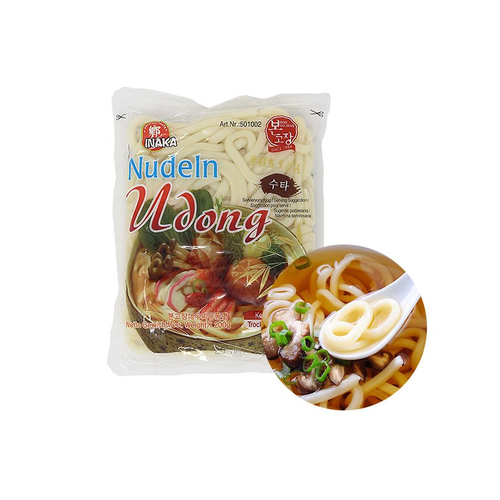 INAKA  INAKA Udong Nudeln ohne Sauce (Deuji)  200g 1