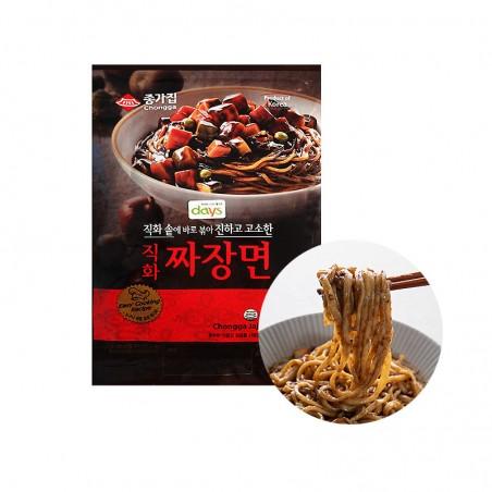 CHUNGSU JONGGA (Kühl) Jongga Nudel für Chajang 680g 1