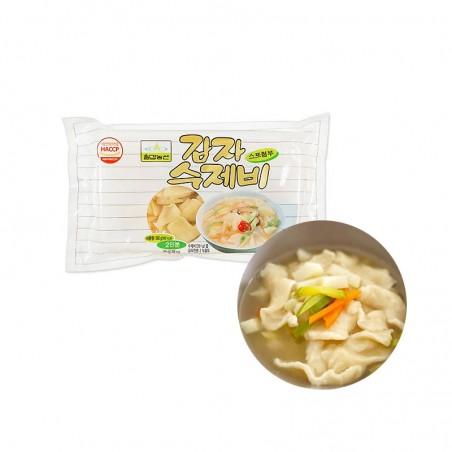 CHILGAB CHILGAB (FR) CHILGAB Potato Sujebi with Powdered Soup 380g 1