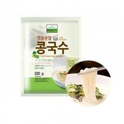 CHILGAB CHILGAB (냉동) 칠갑 맷돌분말 콩국수 220g (스프포함)(유통기한: 17/01/2022) 1