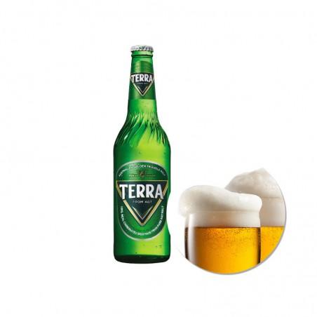 HITE JINRO HITE JINRO Bier Terra (Koreanisches Bier) Alk. 4,6% 500ml 1