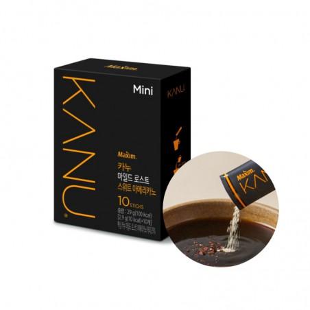 DONGSEO  MAXIM Kaffee Mix Kanu Mild sweet (5.2g x 10) 1