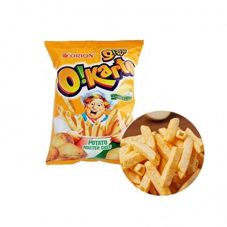 ORION ORION ORION Snack O! Potato 115g 1