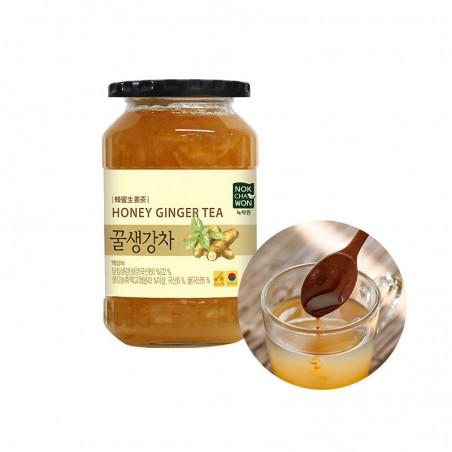 TEA TSUBOICH  NOCHAWON Honey Ingwer  Tee 480g 1