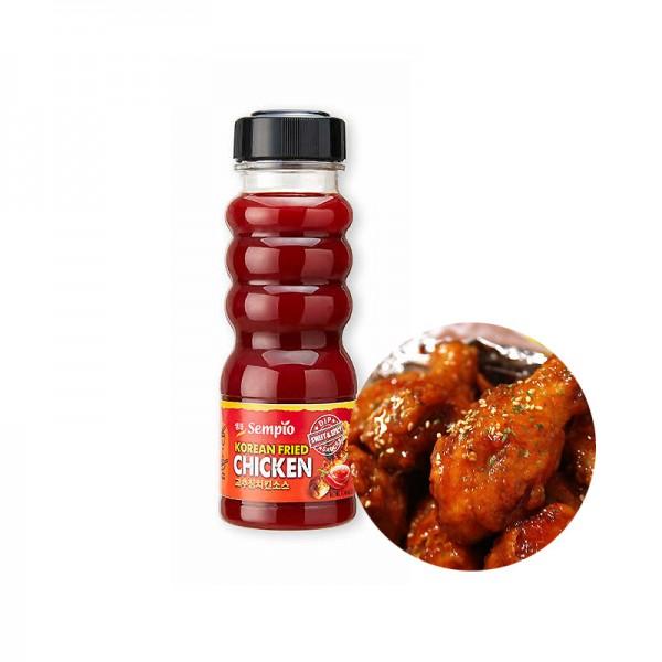 SEMPIO SEMPIO SEMPIO Sauce für fried Chicken süß & scharf 325g 1
