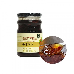 TEA TSUBOICH  녹차원 꿀 대추차 480g 1