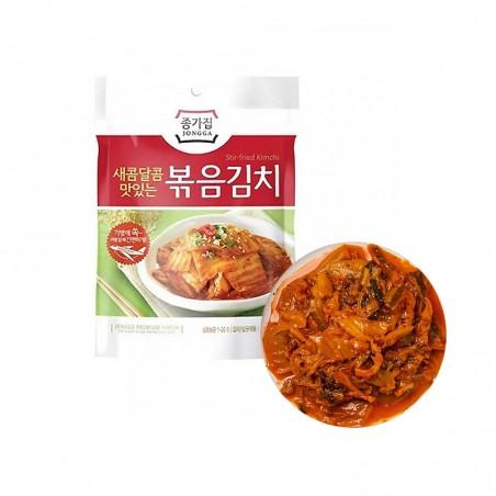 CJ BIBIGO JONGGA (Kühl) JONGGA Kimchi gebraten 190g (MHD : 11/09/2021) 1
