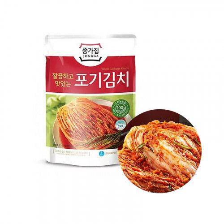 CJ BIBIGO JONGGA (Kühl) Jongga Kimchi ganz 1kg (MHD: 11/09/2021) 1