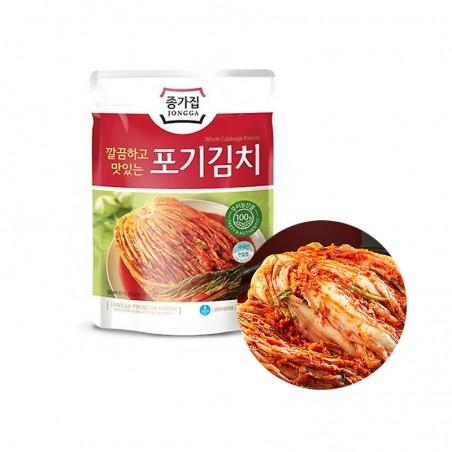CJ BIBIGO JONGGA (냉장) 종가집 포기김치 1kg (유통기한: 12/11/2021) 1