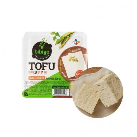 CJ BIBIGO CJ BIBIGO (RF) CJ BIBIGO Tofu for Soup 300g(BBD : 16/09/2021) 1