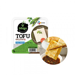 CJ BIBIGO (Kühl) CJ BIBIGO Tofu fest 300g(MHD : 03/12/21) 1